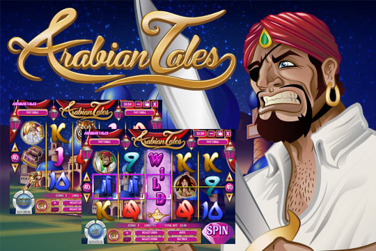 Arabian Tales Video Slot