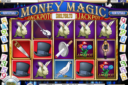 Money Magic Progressive Pokies