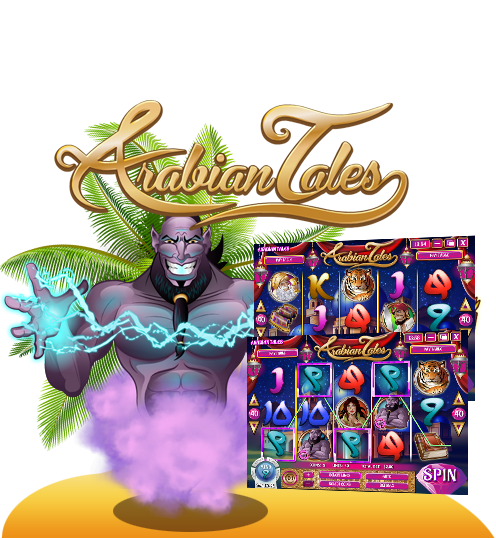 Arabian Tales 50-Line Video Slot